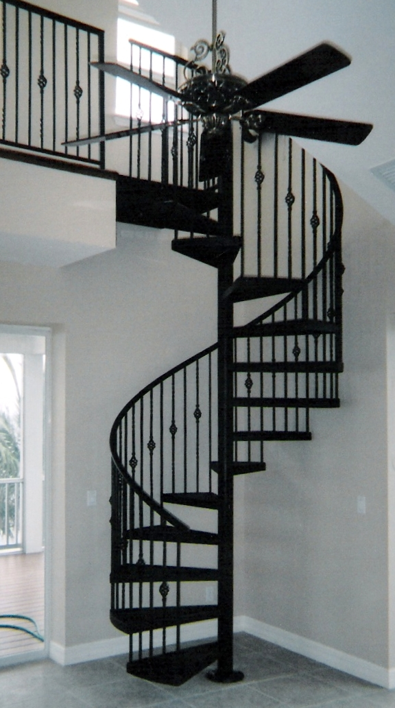 Spiral stairs for Spiral stair design